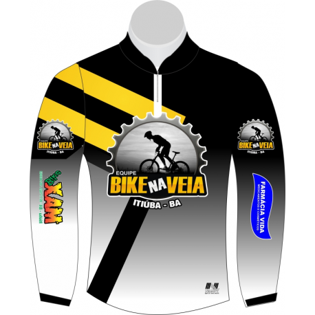CAMISA CICLISMO