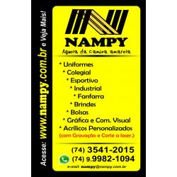 NAMPY - CARTÃO DE VISITA